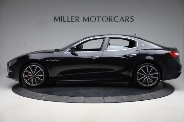 New 2019 Maserati Ghibli S Q4 GranLusso for sale $98,395 at Pagani of Greenwich in Greenwich CT 06830 3