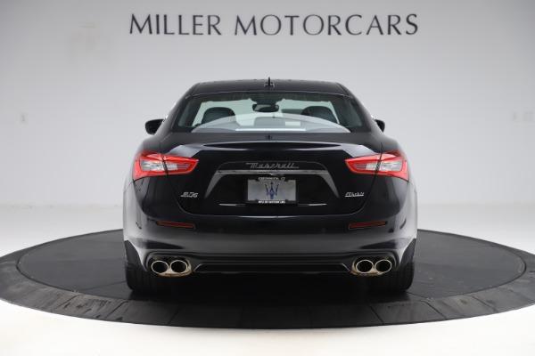 New 2019 Maserati Ghibli S Q4 GranLusso for sale $98,395 at Pagani of Greenwich in Greenwich CT 06830 6
