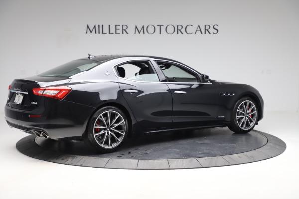 New 2019 Maserati Ghibli S Q4 GranLusso for sale $98,395 at Pagani of Greenwich in Greenwich CT 06830 8