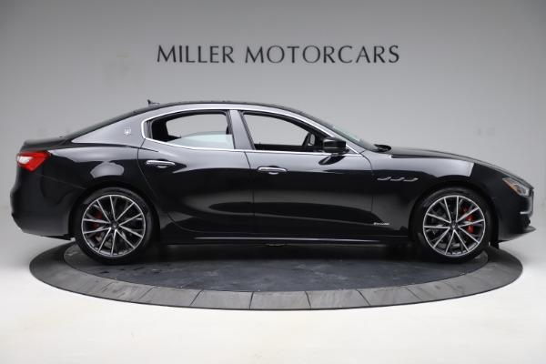 New 2019 Maserati Ghibli S Q4 GranLusso for sale $98,395 at Pagani of Greenwich in Greenwich CT 06830 9