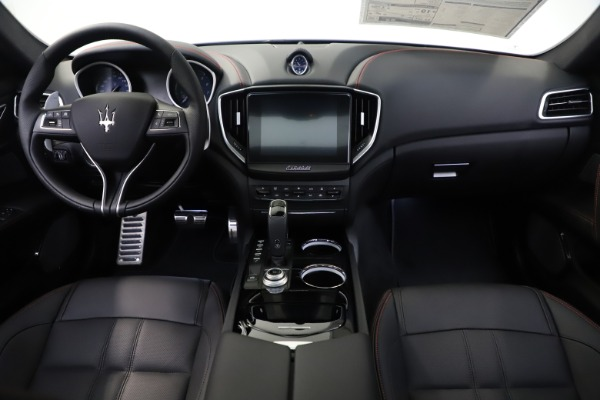 New 2019 Maserati Ghibli S Q4 GranSport for sale $99,905 at Pagani of Greenwich in Greenwich CT 06830 21