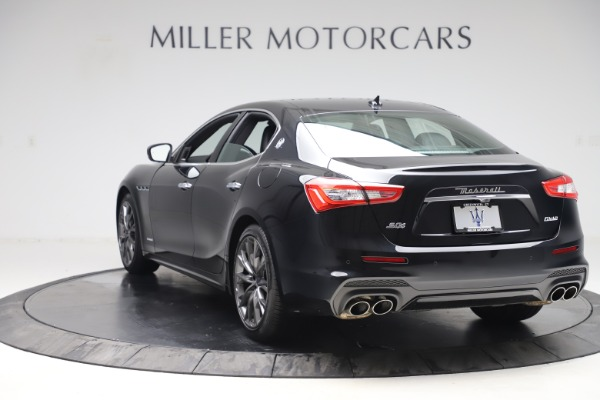 New 2019 Maserati Ghibli S Q4 GranSport for sale $99,905 at Pagani of Greenwich in Greenwich CT 06830 5