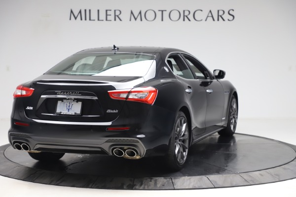 New 2019 Maserati Ghibli S Q4 GranSport for sale Sold at Pagani of Greenwich in Greenwich CT 06830 7