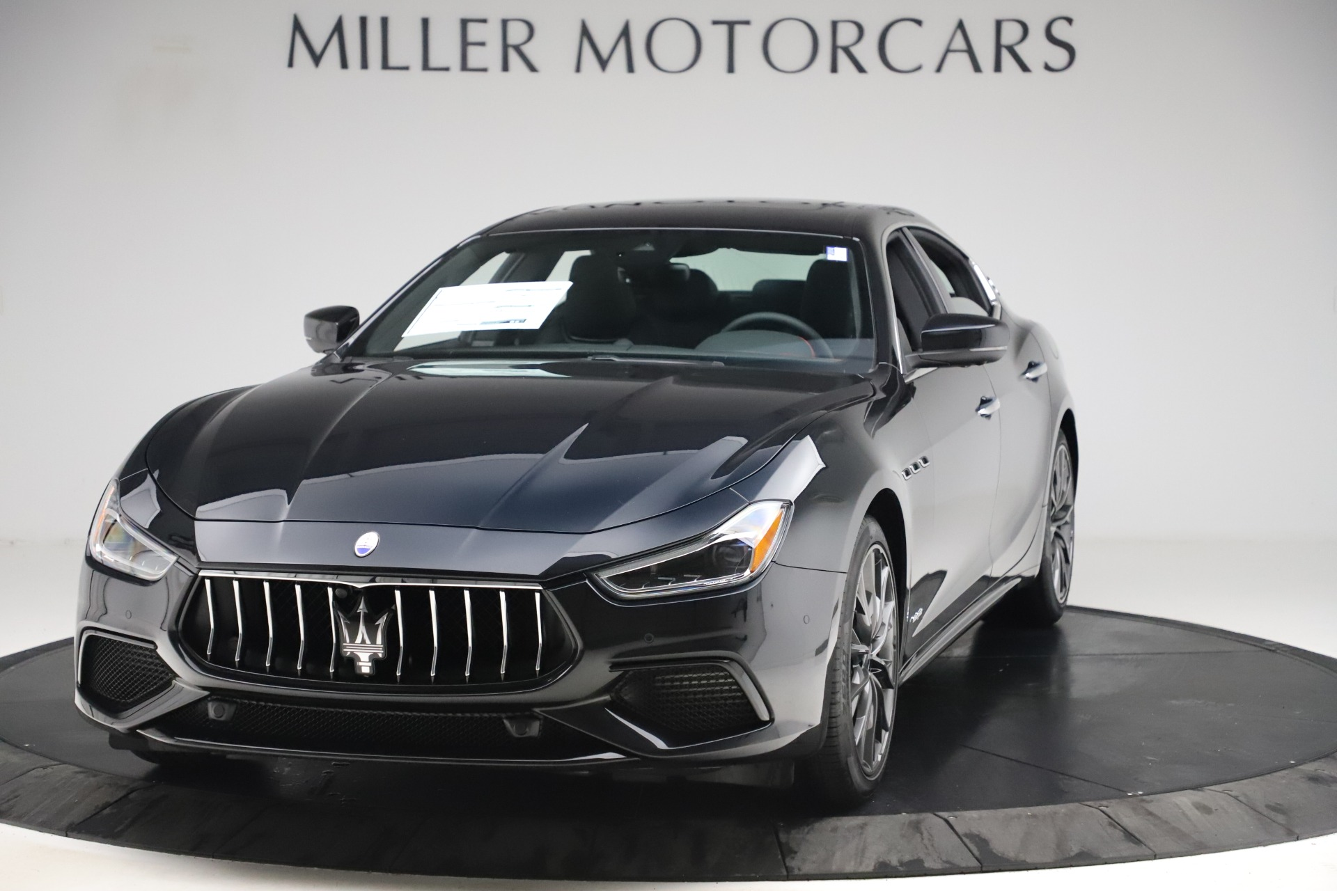 New 2019 Maserati Ghibli S Q4 GranSport for sale $99,905 at Pagani of Greenwich in Greenwich CT 06830 1