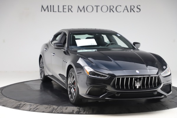 New 2019 Maserati Ghibli S Q4 GranSport for sale Sold at Pagani of Greenwich in Greenwich CT 06830 11