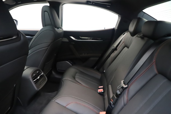 New 2019 Maserati Ghibli S Q4 GranSport for sale Sold at Pagani of Greenwich in Greenwich CT 06830 19