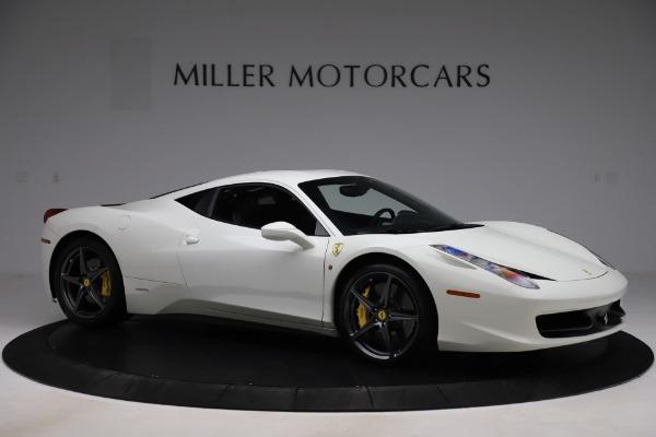 Used 2013 Ferrari 458 Italia for sale $186,900 at Pagani of Greenwich in Greenwich CT 06830 10