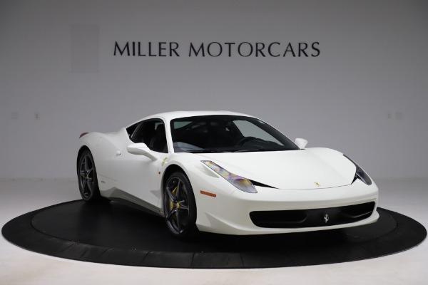 Used 2013 Ferrari 458 Italia for sale $186,900 at Pagani of Greenwich in Greenwich CT 06830 11