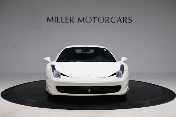 Used 2013 Ferrari 458 Italia for sale $186,900 at Pagani of Greenwich in Greenwich CT 06830 12