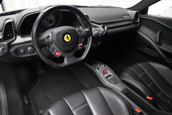 Used 2013 Ferrari 458 Italia for sale $186,900 at Pagani of Greenwich in Greenwich CT 06830 13