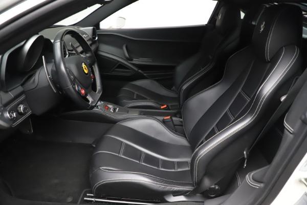 Used 2013 Ferrari 458 Italia for sale $186,900 at Pagani of Greenwich in Greenwich CT 06830 14