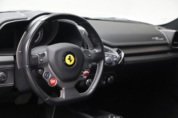 Used 2013 Ferrari 458 Italia for sale $186,900 at Pagani of Greenwich in Greenwich CT 06830 16
