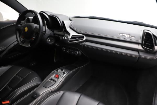 Used 2013 Ferrari 458 Italia for sale $186,900 at Pagani of Greenwich in Greenwich CT 06830 17