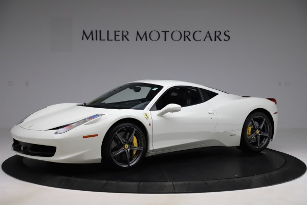 Used 2013 Ferrari 458 Italia for sale $186,900 at Pagani of Greenwich in Greenwich CT 06830 2