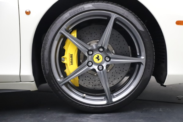 Used 2013 Ferrari 458 Italia for sale $186,900 at Pagani of Greenwich in Greenwich CT 06830 23