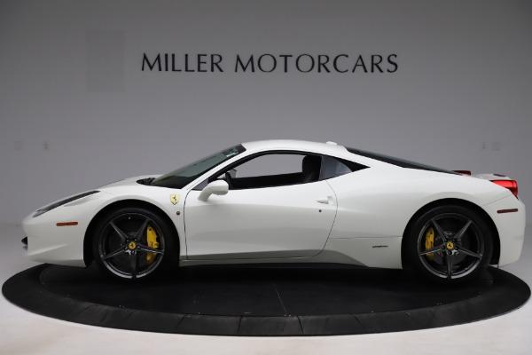 Used 2013 Ferrari 458 Italia for sale $186,900 at Pagani of Greenwich in Greenwich CT 06830 3