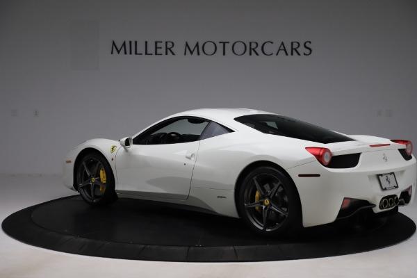 Used 2013 Ferrari 458 Italia for sale $186,900 at Pagani of Greenwich in Greenwich CT 06830 4