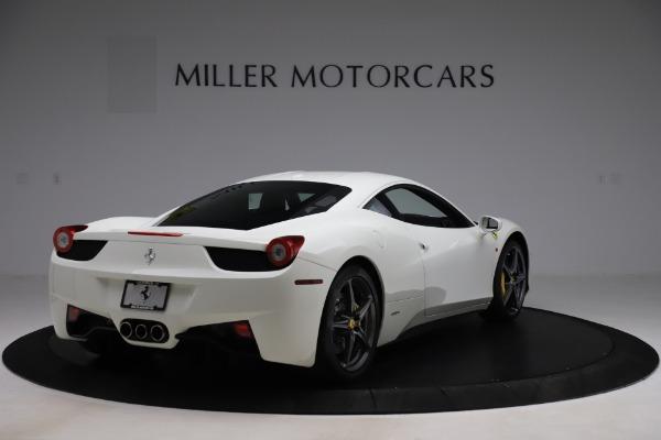 Used 2013 Ferrari 458 Italia for sale $186,900 at Pagani of Greenwich in Greenwich CT 06830 7