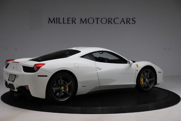 Used 2013 Ferrari 458 Italia for sale $186,900 at Pagani of Greenwich in Greenwich CT 06830 8