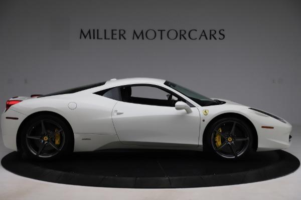 Used 2013 Ferrari 458 Italia for sale $186,900 at Pagani of Greenwich in Greenwich CT 06830 9