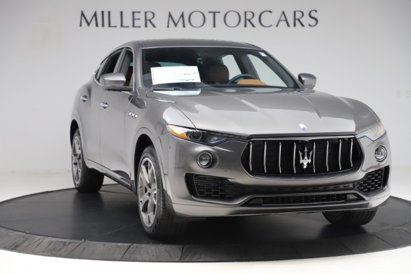 New 2020 Maserati Levante Q4 for sale Sold at Pagani of Greenwich in Greenwich CT 06830 11