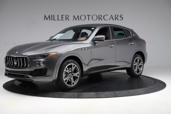 New 2020 Maserati Levante Q4 for sale Sold at Pagani of Greenwich in Greenwich CT 06830 2