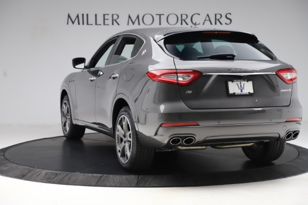 New 2020 Maserati Levante Q4 for sale Sold at Pagani of Greenwich in Greenwich CT 06830 5