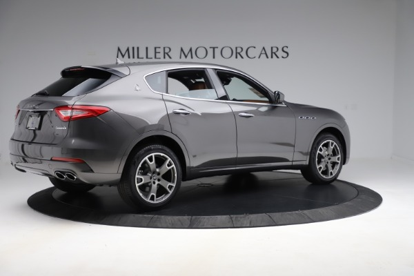 New 2020 Maserati Levante Q4 for sale Sold at Pagani of Greenwich in Greenwich CT 06830 8