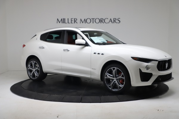 New 2020 Maserati Levante S Q4 GranSport for sale Sold at Pagani of Greenwich in Greenwich CT 06830 10