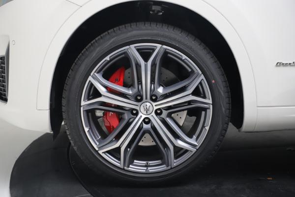 New 2020 Maserati Levante S Q4 GranSport for sale $101,085 at Pagani of Greenwich in Greenwich CT 06830 16