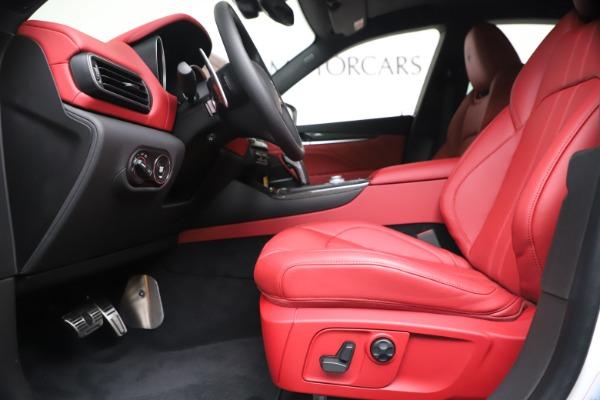 New 2020 Maserati Levante S Q4 GranSport for sale $101,085 at Pagani of Greenwich in Greenwich CT 06830 18
