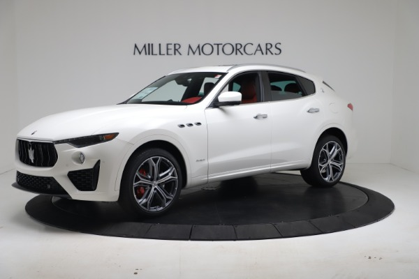 New 2020 Maserati Levante S Q4 GranSport for sale Sold at Pagani of Greenwich in Greenwich CT 06830 2