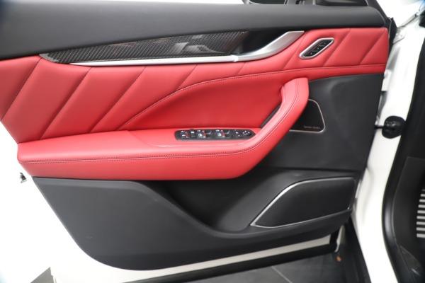 New 2020 Maserati Levante S Q4 GranSport for sale $101,085 at Pagani of Greenwich in Greenwich CT 06830 20