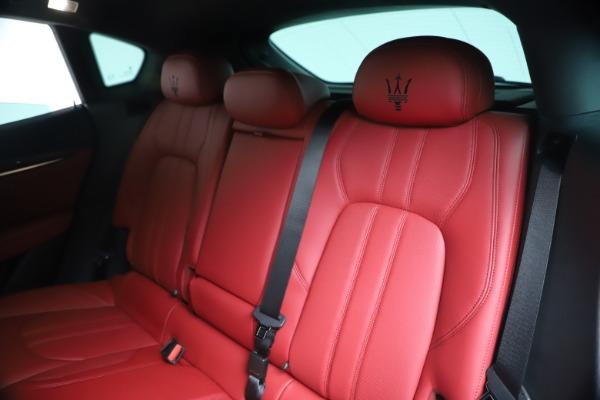 New 2020 Maserati Levante S Q4 GranSport for sale $101,085 at Pagani of Greenwich in Greenwich CT 06830 22