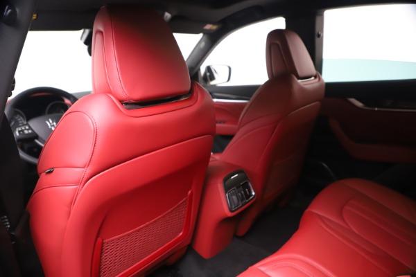 New 2020 Maserati Levante S Q4 GranSport for sale $101,085 at Pagani of Greenwich in Greenwich CT 06830 24