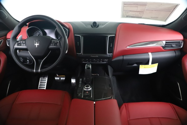 New 2020 Maserati Levante S Q4 GranSport for sale $101,085 at Pagani of Greenwich in Greenwich CT 06830 27