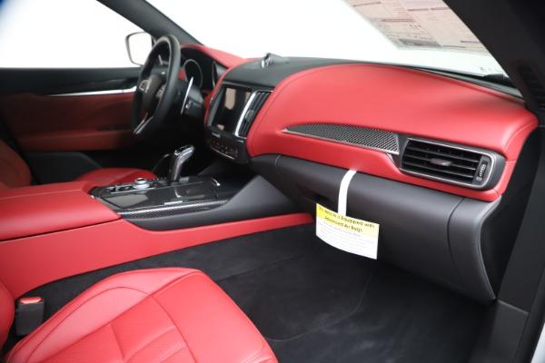 New 2020 Maserati Levante S Q4 GranSport for sale $101,085 at Pagani of Greenwich in Greenwich CT 06830 28
