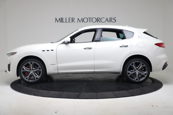 New 2020 Maserati Levante S Q4 GranSport for sale Sold at Pagani of Greenwich in Greenwich CT 06830 3