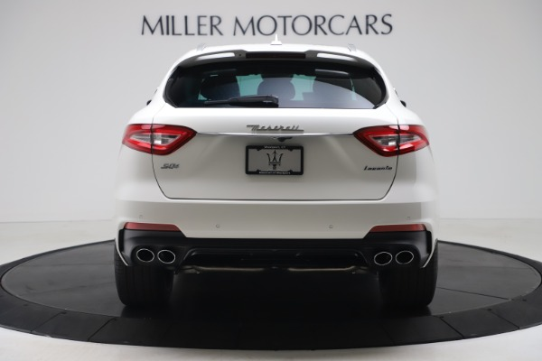 New 2020 Maserati Levante S Q4 GranSport for sale Sold at Pagani of Greenwich in Greenwich CT 06830 6