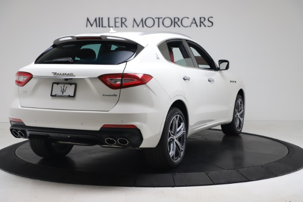 New 2020 Maserati Levante S Q4 GranSport for sale Sold at Pagani of Greenwich in Greenwich CT 06830 7