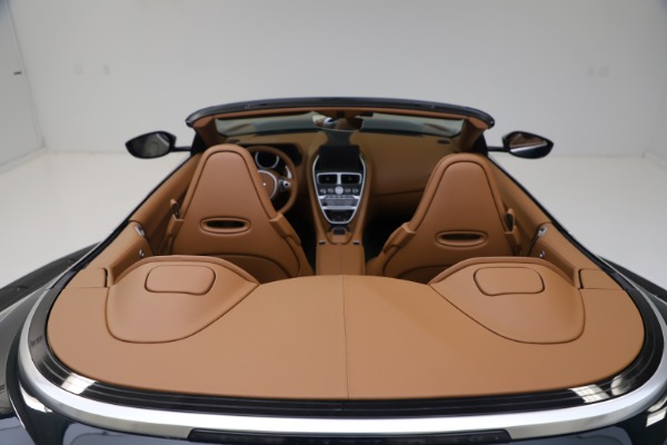 New 2020 Aston Martin DB11 Volante Convertible for sale Sold at Pagani of Greenwich in Greenwich CT 06830 23