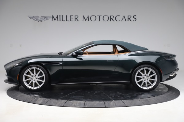 New 2020 Aston Martin DB11 Volante Convertible for sale Sold at Pagani of Greenwich in Greenwich CT 06830 25