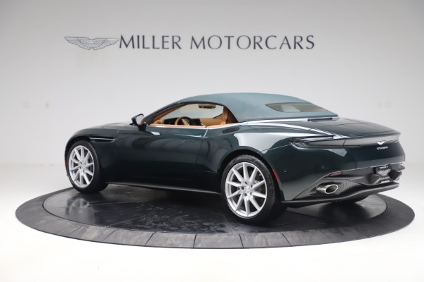 New 2020 Aston Martin DB11 Volante Convertible for sale Sold at Pagani of Greenwich in Greenwich CT 06830 26