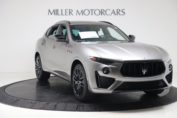 New 2020 Maserati Levante S Q4 GranSport for sale $102,285 at Pagani of Greenwich in Greenwich CT 06830 11