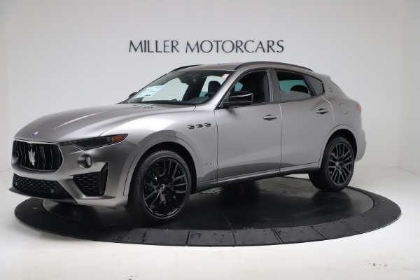 New 2020 Maserati Levante S Q4 GranSport for sale $102,285 at Pagani of Greenwich in Greenwich CT 06830 2