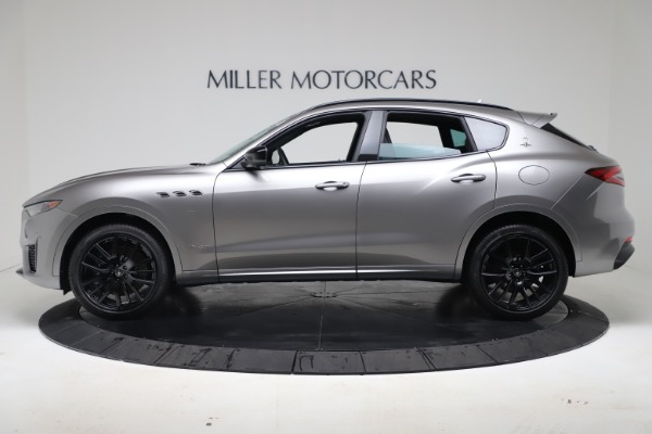 New 2020 Maserati Levante S Q4 GranSport for sale $102,285 at Pagani of Greenwich in Greenwich CT 06830 3