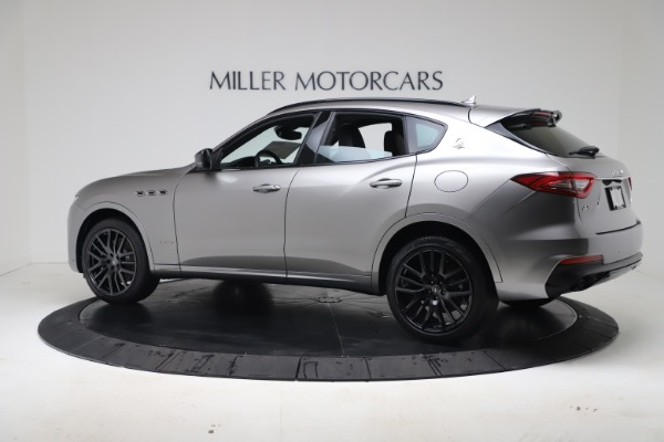 New 2020 Maserati Levante S Q4 GranSport for sale $102,285 at Pagani of Greenwich in Greenwich CT 06830 4