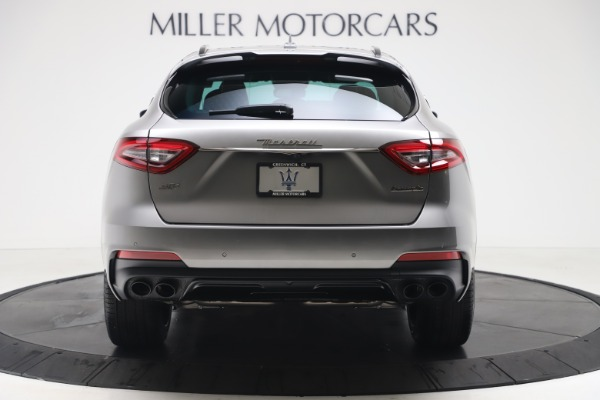 New 2020 Maserati Levante S Q4 GranSport for sale $102,285 at Pagani of Greenwich in Greenwich CT 06830 6