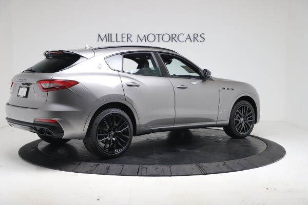 New 2020 Maserati Levante S Q4 GranSport for sale $102,285 at Pagani of Greenwich in Greenwich CT 06830 8