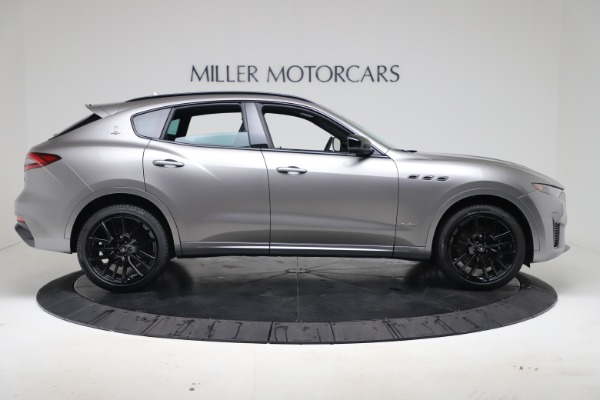 New 2020 Maserati Levante S Q4 GranSport for sale $102,285 at Pagani of Greenwich in Greenwich CT 06830 9